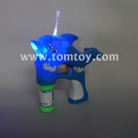 flashing cetacean bubble gun tm02900
