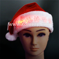 flashing christmas santa hats tm02180
