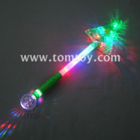 flashing christmas tree wand tm02773
