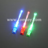 flashing finger led optical fiber lights tm02535