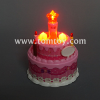 flashing happy birthday cake tm03896-pk