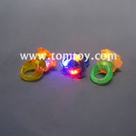 flashing jelly flower rubber rings tm01946