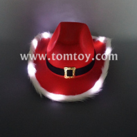 flashing led cowboy hats tm02200