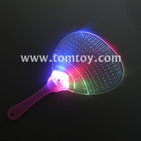 flashing led hand fan tm01954