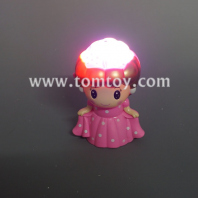 flashing princess disco ball with music tm03193-pk