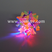 flashing rainbow polygon ball tm03497