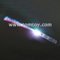 flashing transparent fiber optic wand tm00947