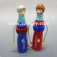 frozen anna and elsa flashing spinning wand tm03029