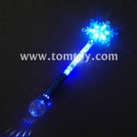frozen snowflake led wand tm012-086