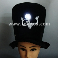 ghost led flashing stovepipe hats tm02187