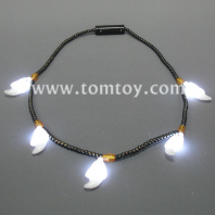 ghosts led bead necklace tm041-052
