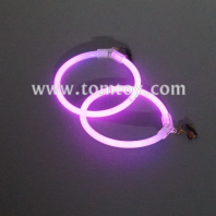 glow bangle earrings tm03616
