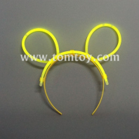 glow bunny headband tm03618