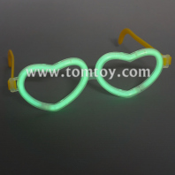 glow heart eyeglasses tm03591-gn