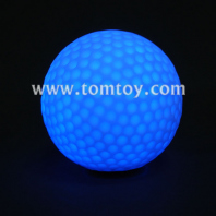 glow in the dark led golf ball tm000-035