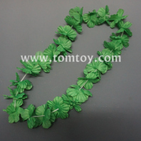 green hawaii leis tm02259-gn