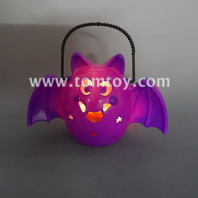 halloween bat lantern light tm277-007