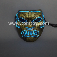 halloween cosplay led mask el wire tm04544