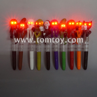halloween led boxing ball point pens tm05870