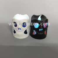 halloween led candle tm05501