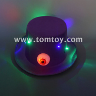 halloween led eyeball hat tm04698