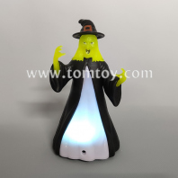 halloween led witch with sound tm05499
