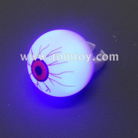 halloween light up eyeball ring tm000-039-eb