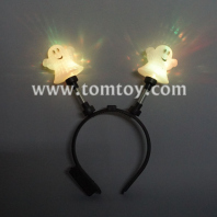 halloween light up ghost headband tm277-006-ghost