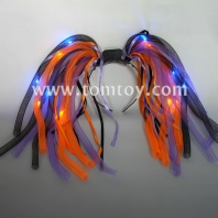 halloween light up noodle headband tm02989