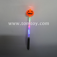 halloween light up pumpkin wand tm04992
