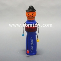 halloween light up pumpkins spinning wand tm03030