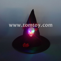 halloween light up witch hat tm04699
