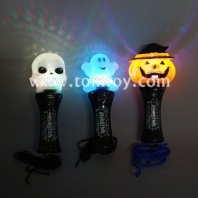 halloween mini led spinning wand tm277-009