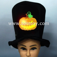 halloween pumpkin costume top hats tm02185