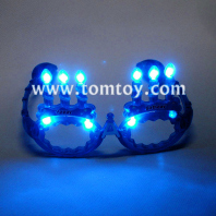 happy birthday light up glasses tm03003