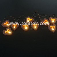 heart fairy lights tm04345