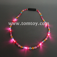 heart led bead necklace tm041-085