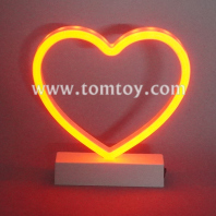 heart led neon light sign tm06517