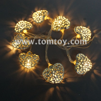 heart led string lights tm04341