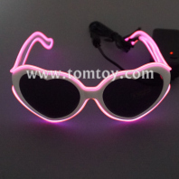 heart shape el shade glasses tm03892