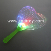 heart shape led light up fan tm02953