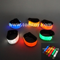 high visibility outdoor sports light up glow wristband tm02147