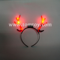house reindeer antlers headband tm02633