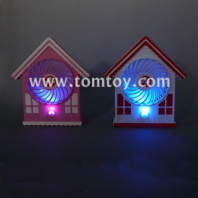 house shape led fan usb powered tm00139