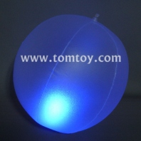 inflatable light up beach ball tm101-044