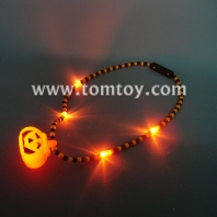 jack o lantern necklace tm041-092