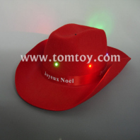 joyeux noël-flashing cowboy hats tm02998