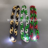 jumbo light up chain necklace tm06443