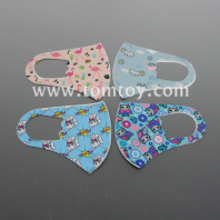 kids print face mask tm06253