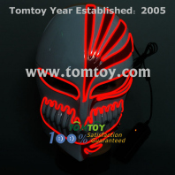 knight el light up mask tm109-008-rd